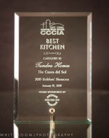 2015 Best Kitchen Award