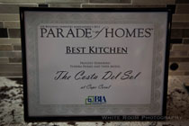 Parade of Homes Award