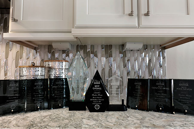2017 CCCIA Builder's Showcase Awards