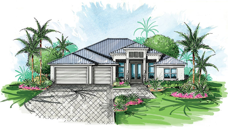 La palma floor plans tundra homes new home builders cape coral la palma starting from the 430s malvernweather Choice Image