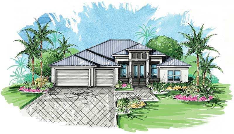 La palma floor plans tundra homes new home builders cape coral la palma starting from the 430s malvernweather Gallery